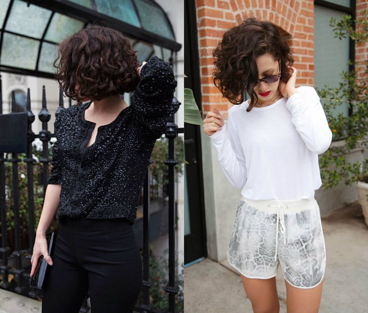 street-style-curly-bob-hairstyles