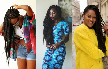 best-long-box-braids-hairstyles