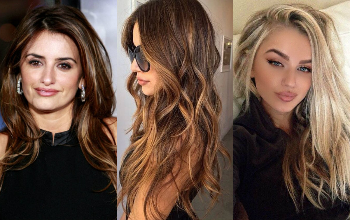 Inspiring Ideas For Long Hair With Highlights Hairdrome