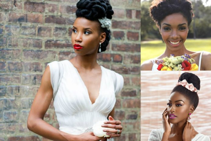 black-women-natural-wedding-hairstyles-2017