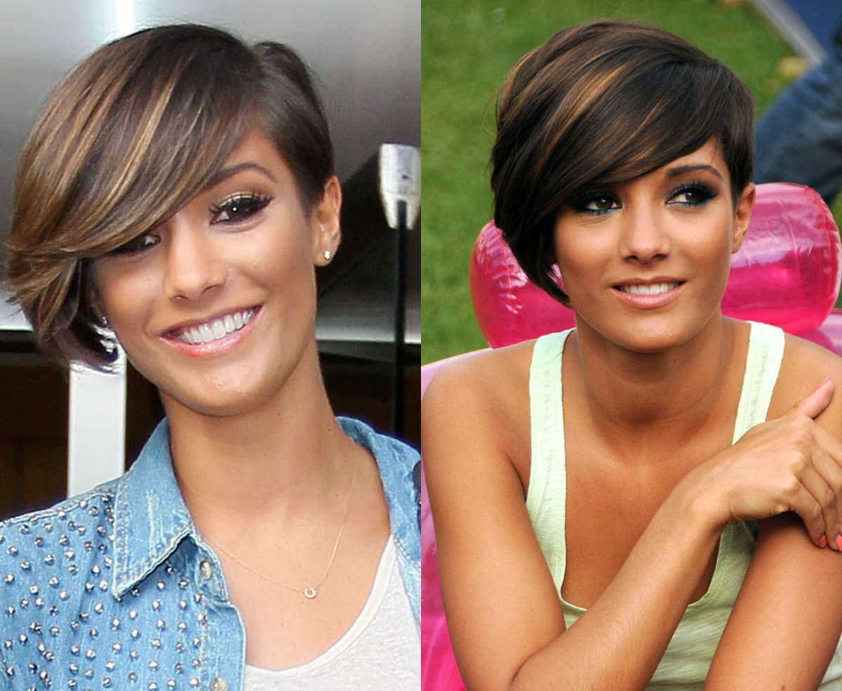 Vivacious Short Pixie Haircuts With Highlights Hairdrome.com ...