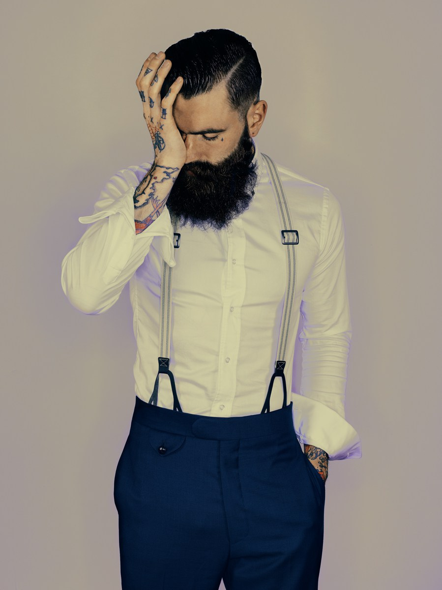 elegant-beards-and-ndercuts-for-men-2017