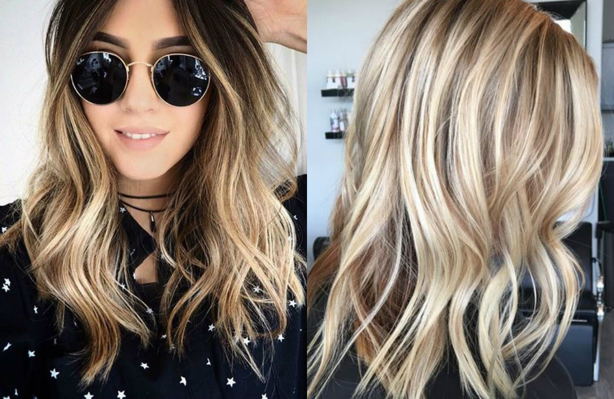 Hair Highlights Styles: Inspiring Ideas For Long Hair With Highlights