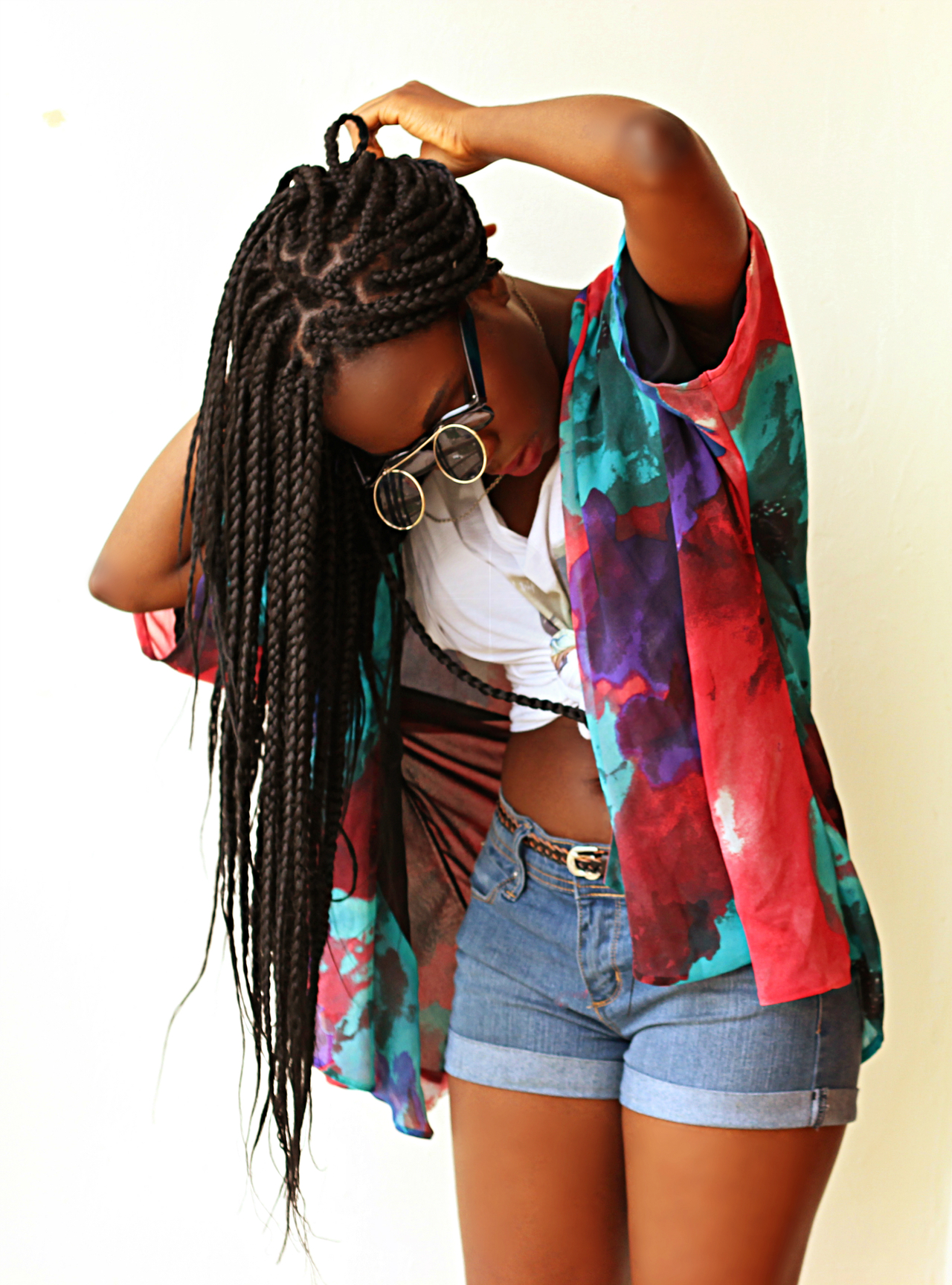 long-box-braids-for-black-women