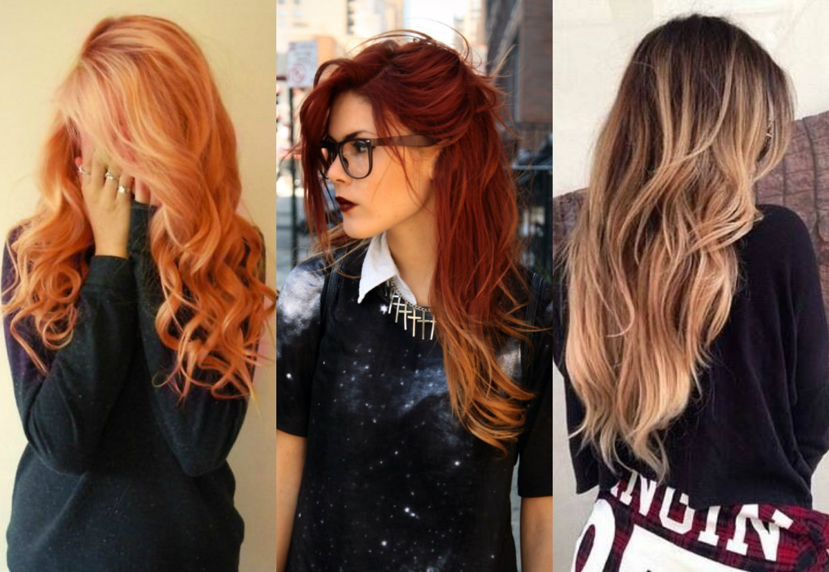 Popular color trends 2017 - Main Hair Color Trends 2017 Summer