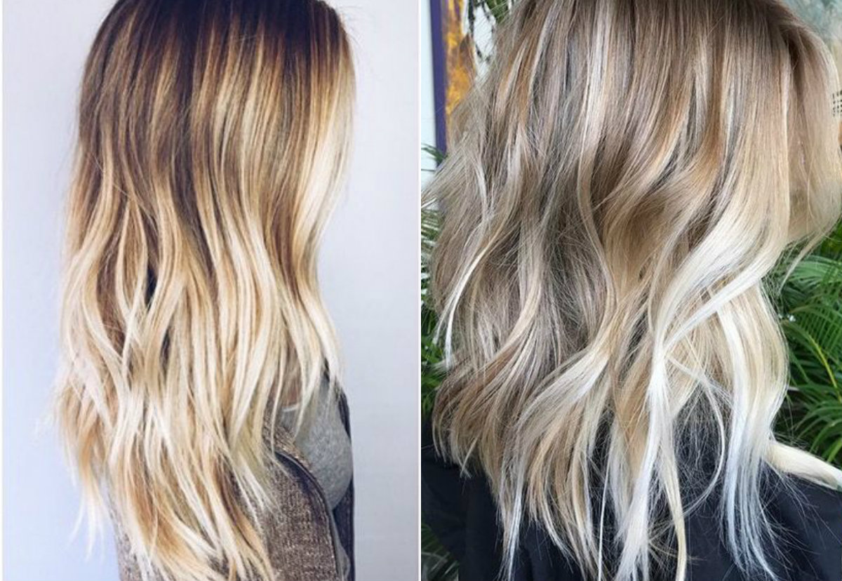 mid-length-blonde-balayage-hair-colors-2017-summer
