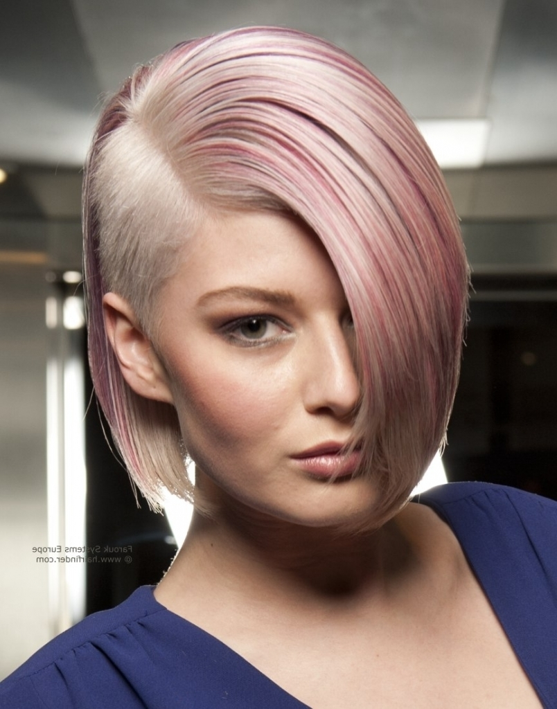 Crazy Undercut Bob Hairstyles To Try Hairdrome Com