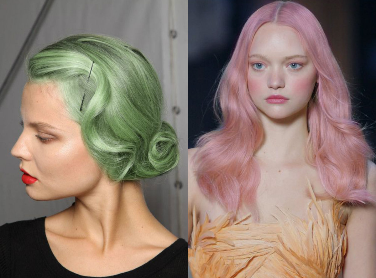 runway-pastel-hair-colors-2017-spring