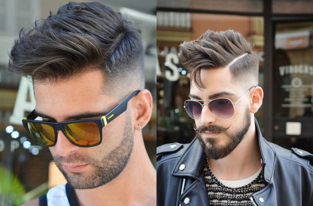 Fresh & Stylish Mens Undercut Beards 2017
