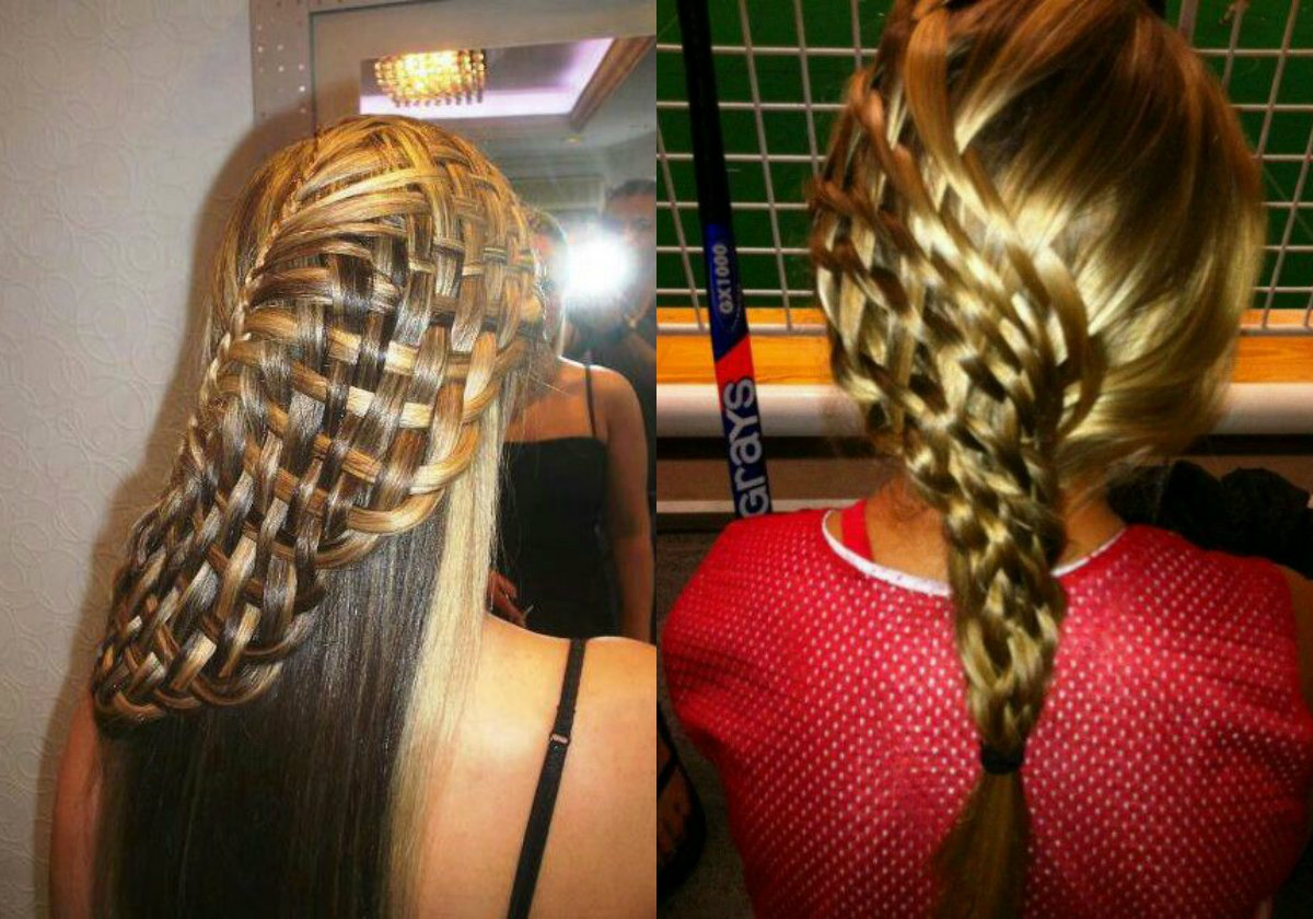 basket-weave-braids-hairstyles-for-long-hair