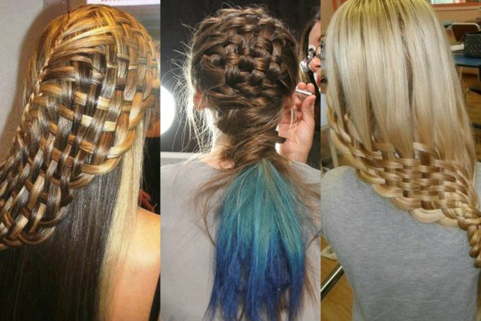 How Long Does It Take To Weave A Basket : Braids hairstyles archives haircuts and hair