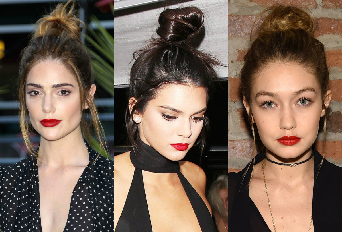 The 10 Best Celebrity TopKnots