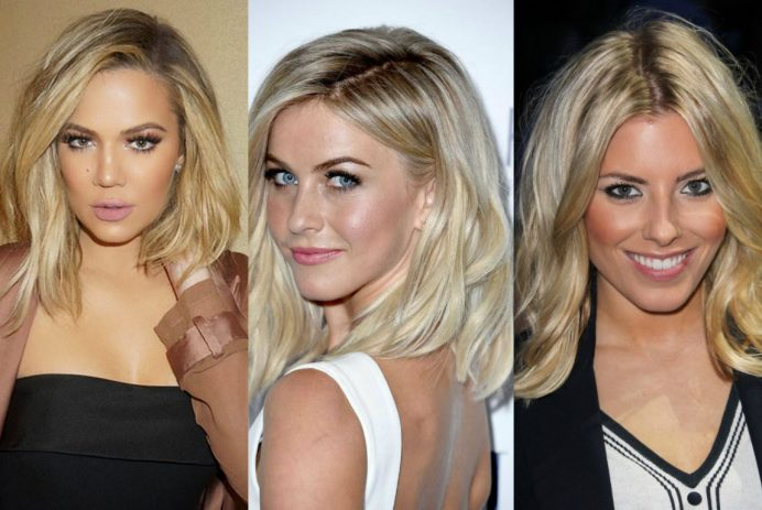 best-celebrity-medium-blonde-hairstyles