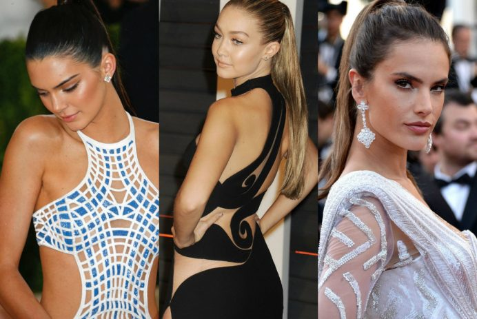 best high sleek ponytail hairstyles