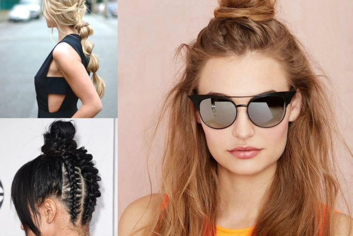 best updo hairstyles 2017