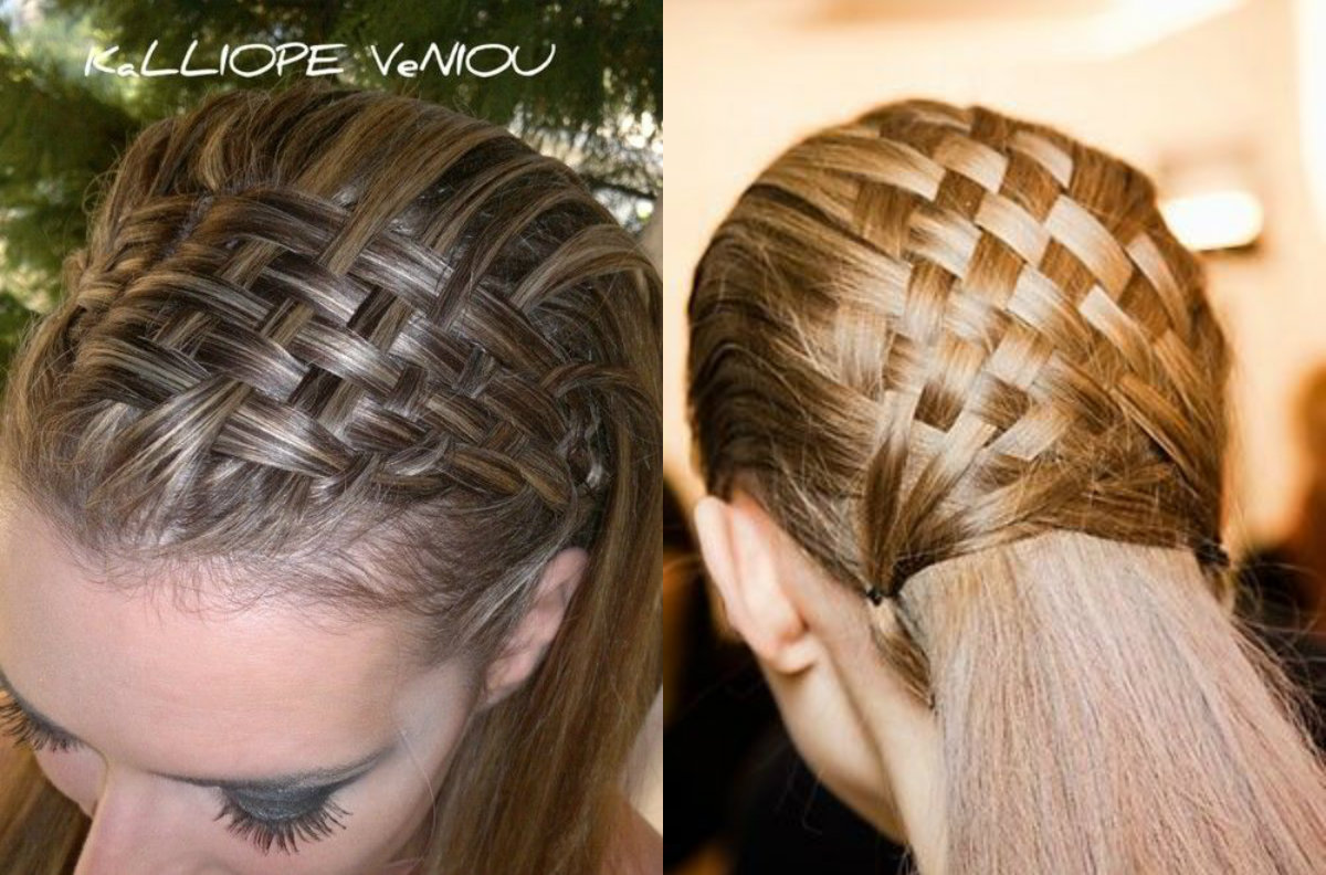 half-basket-weave-braids-hairstyles