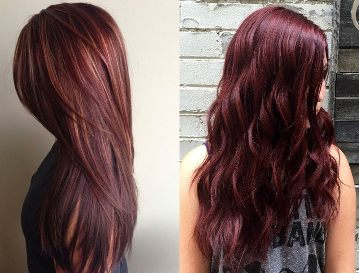 The Ultimate Guide To Red Hair Color Shades 2017  Hairdromecom