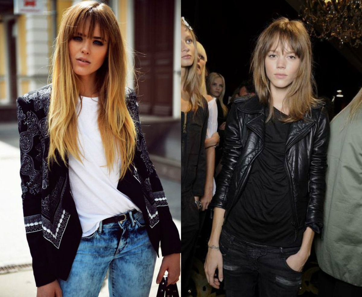 overgrown bangs hairstyles 2017 spring summer