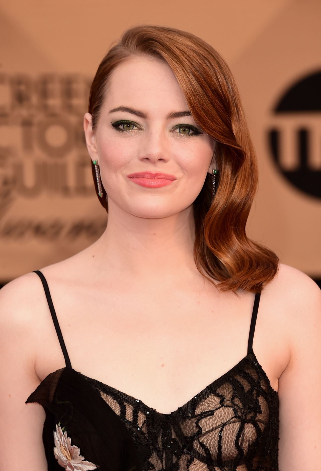 Emma Stone hair color trends 2017 spring
