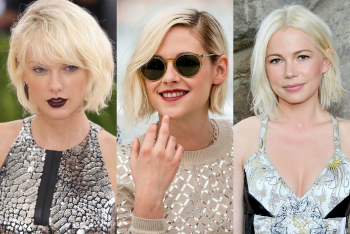 best platinum blonde bob hairstyles