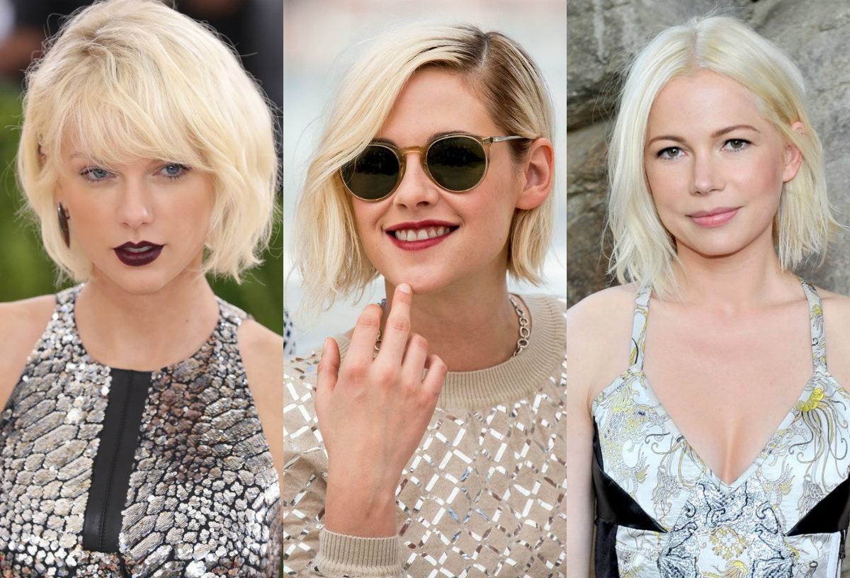 Knocking Out Platinum Blonde Bob Hairstyles | Hairdrome.com