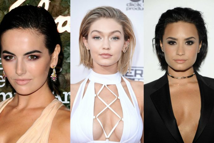 best slicked back bob hairstyles 2017