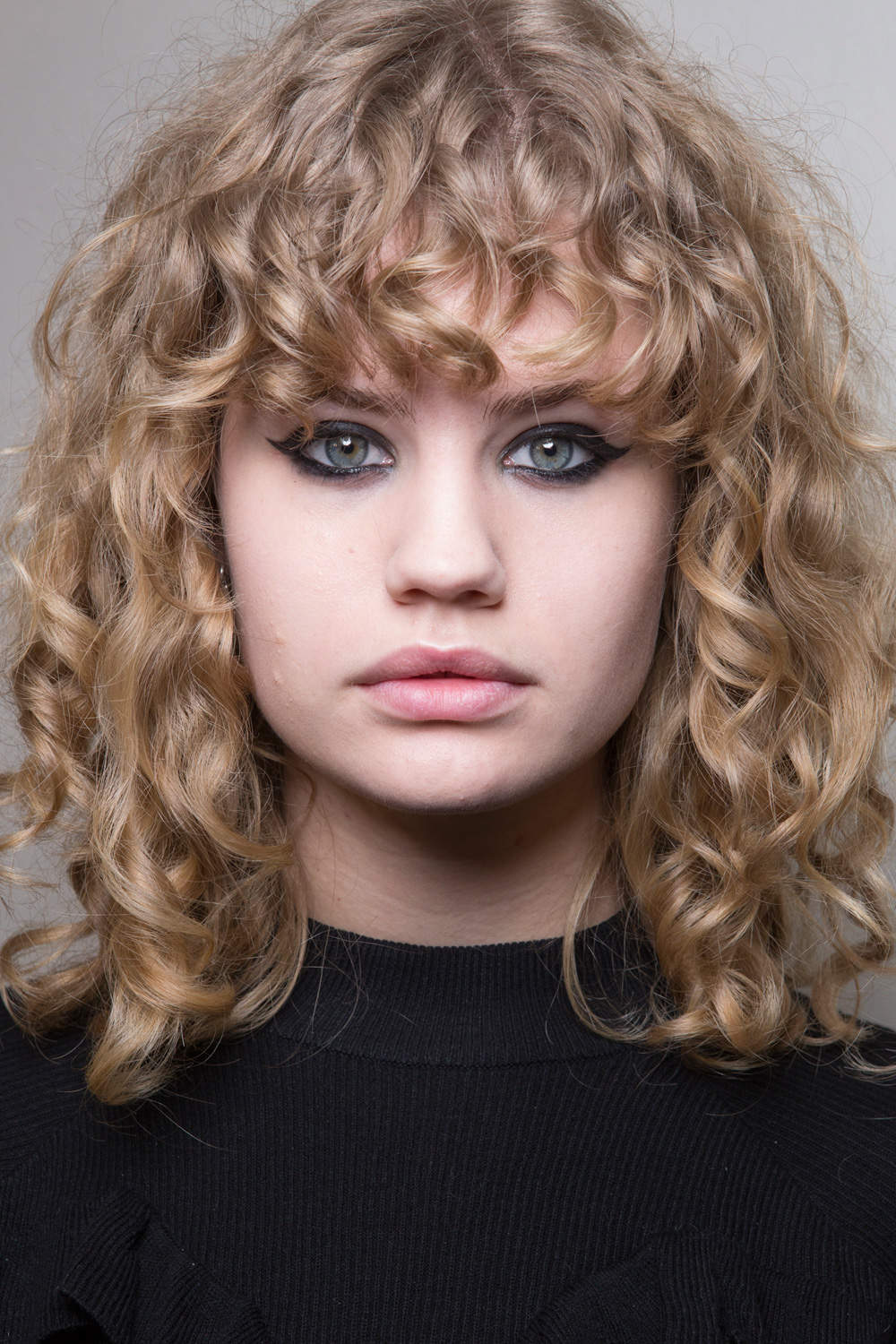 CHLOÉ effortless curly hairstyles 2017 Fall