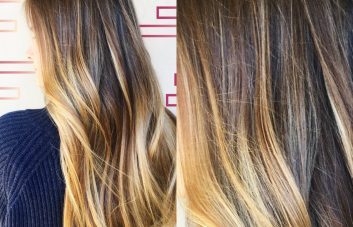all new gloss smudge hair color trends 2017 summer