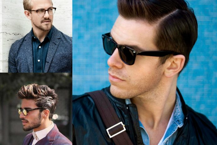 best widows peak hairstyles for men