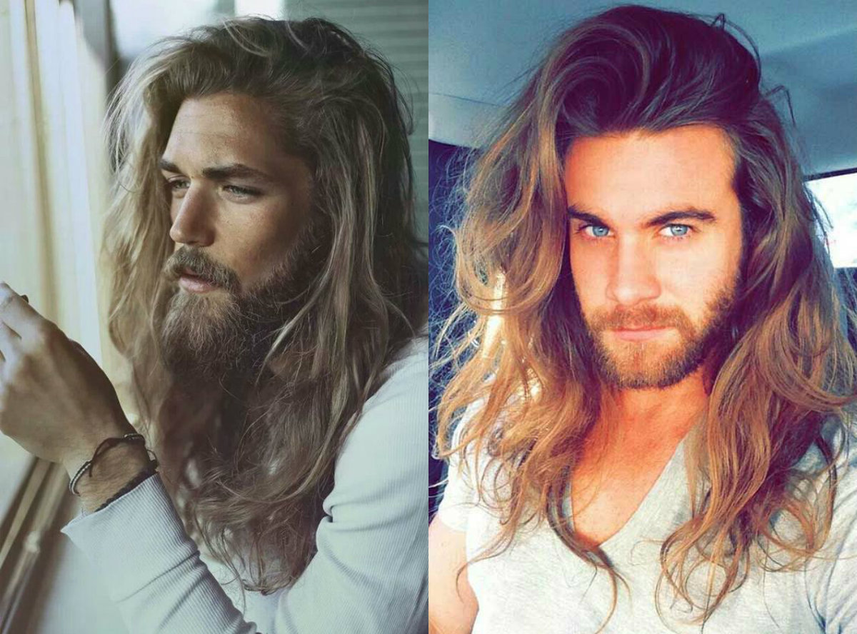 Best Sexy Long Hairstyles For Men 2017 Hairdrome.com