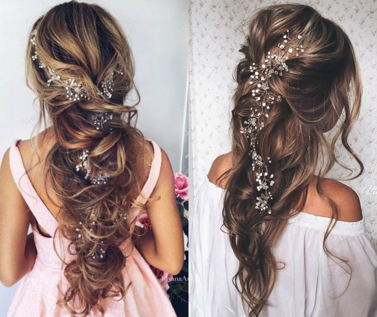 Simply Adorable Prom Hairstyles 2017 Hairdrome Com