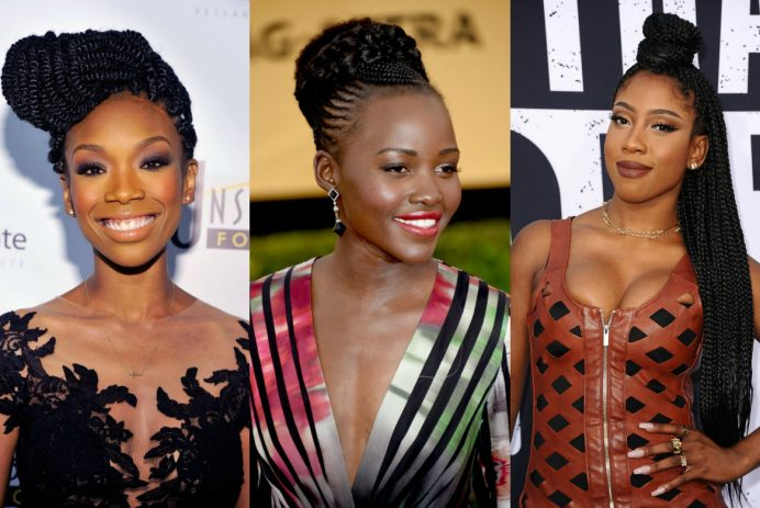 best box braids hairstyles for black women