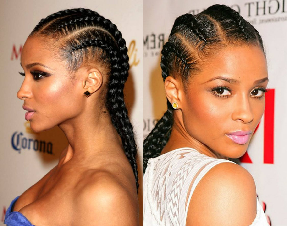Celebrity Hair Ideas: Box Braids & More