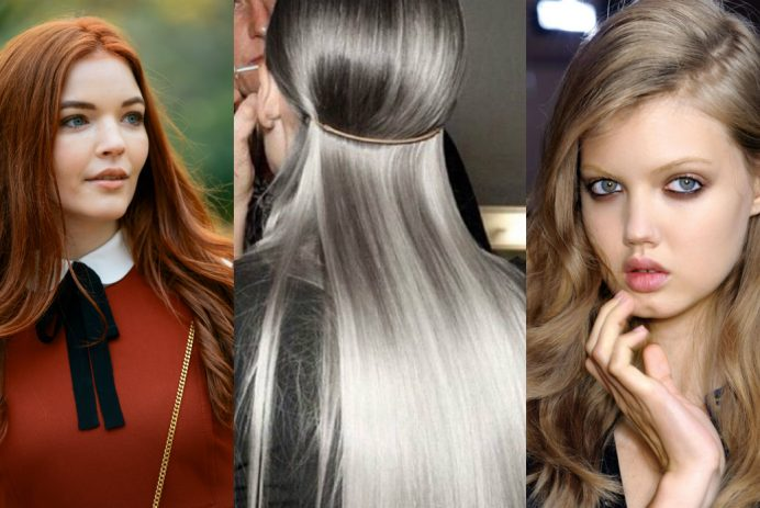 best winter hair colors 2018