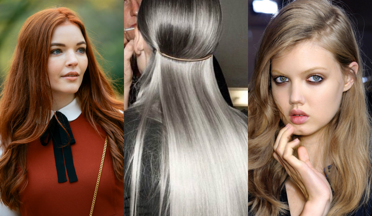 2018 Hairstyle For Dark Hair Color: 10 Winter Hair Colors 2018 You Need To Know