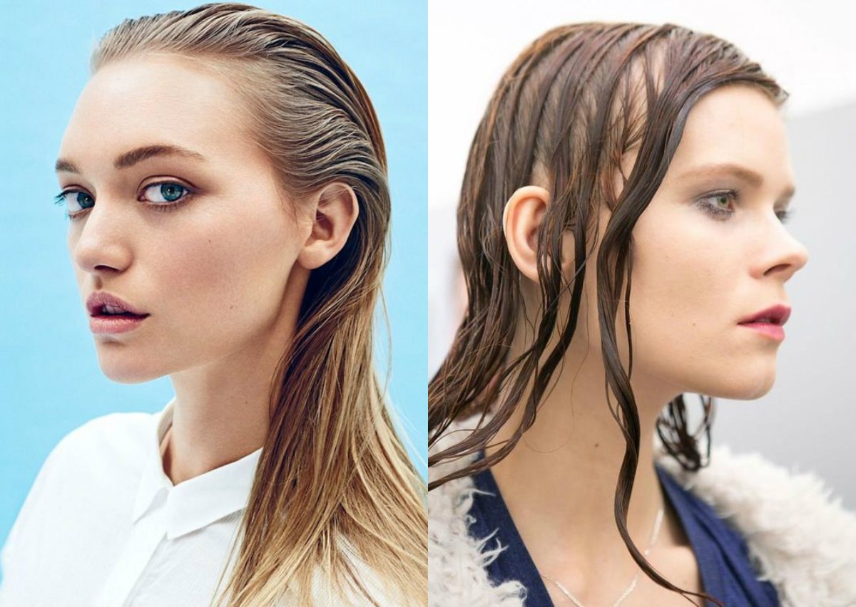 extremely wet hair ideas for summer 2017
