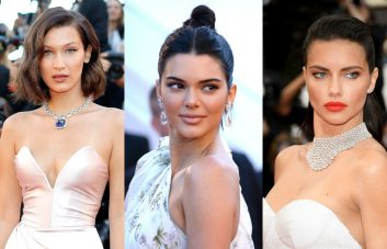 hair trends 2017 Cannes Film Festival