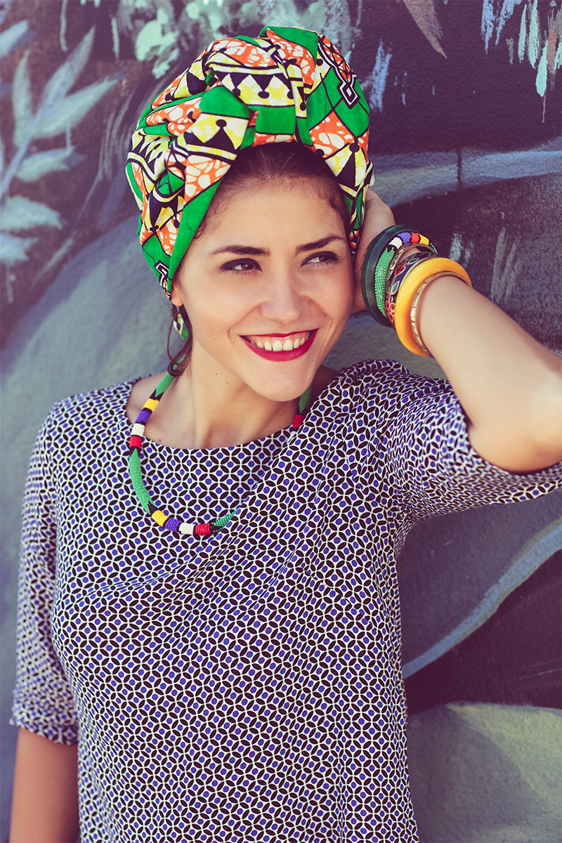 Jaw Dropping Head Wrap Hair Accessories Styles
