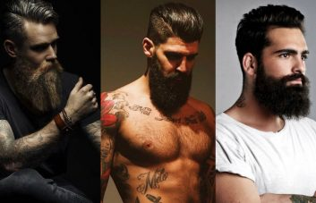best mens hairstyles amd beards 2018