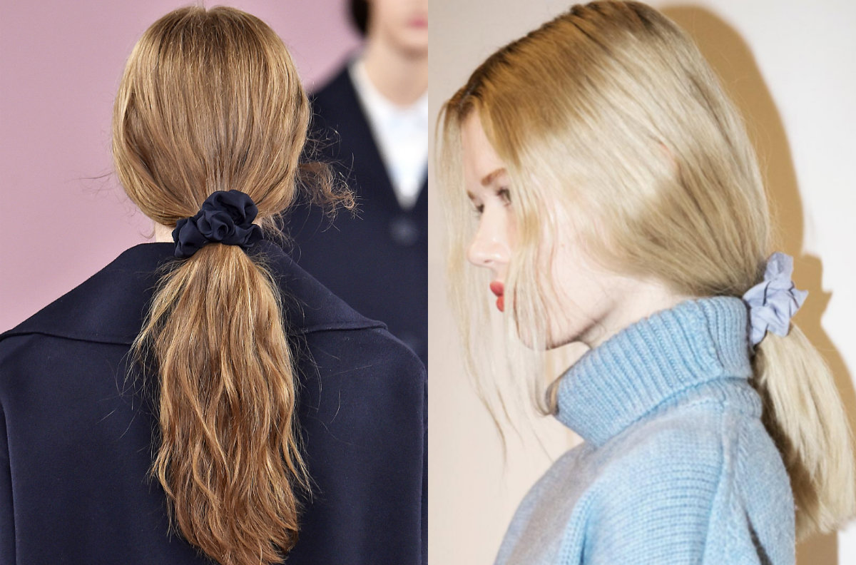Runway Inspired Spring 2018 Hair Trends | Hairdrome.com