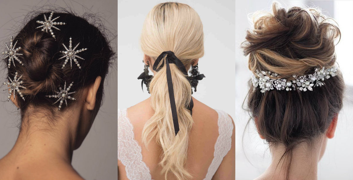10 Enchanting Wedding Hairstyles 2018 Hairdromecom