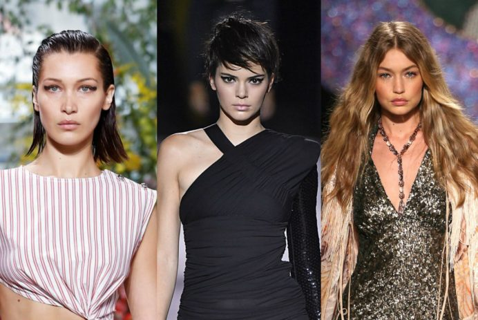 runway best spring 2018 hair trends