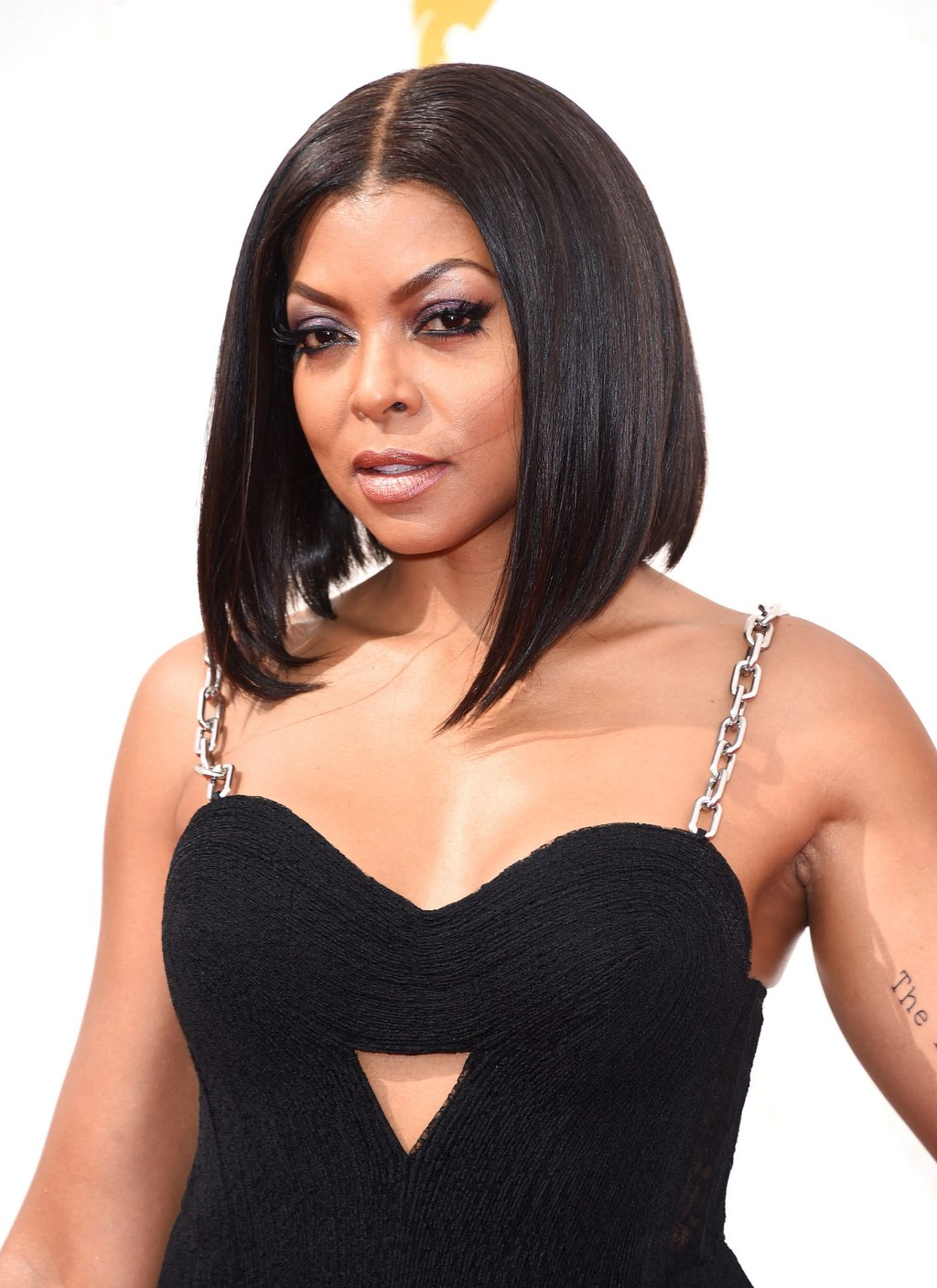 Taraji P Henson bob hairstyles for 2018