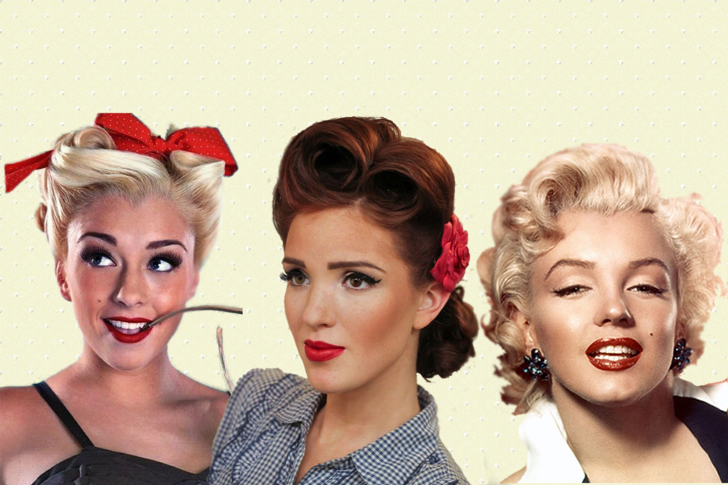 retro hairstyles to look fantastic | hairstyles, haircuts and hair