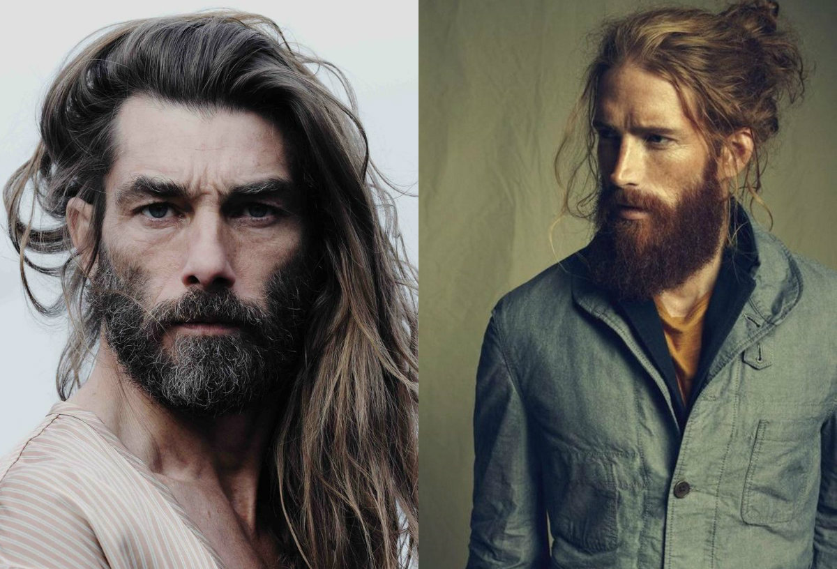 Long Hairstyles For Men To Look Appealing Hairstyles Haircuts And Hair Colors On Hairdrome Com