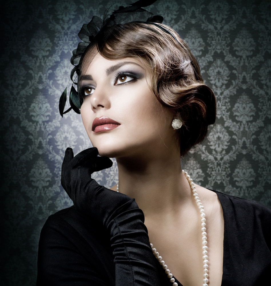 twenties hair style 1920 s inspired retro hairstyles to look delicate today 8185
