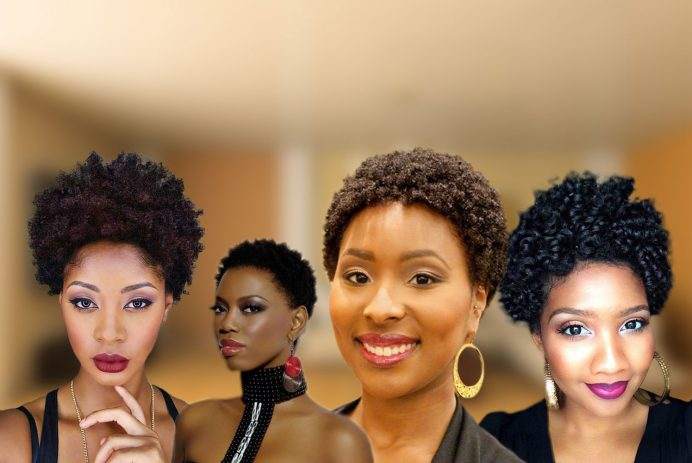 best black short curly haircuts