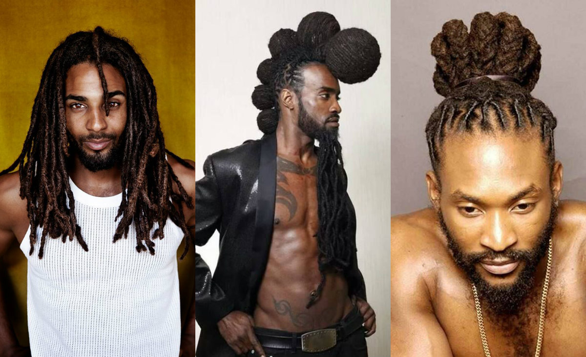 black men with dreads pictures