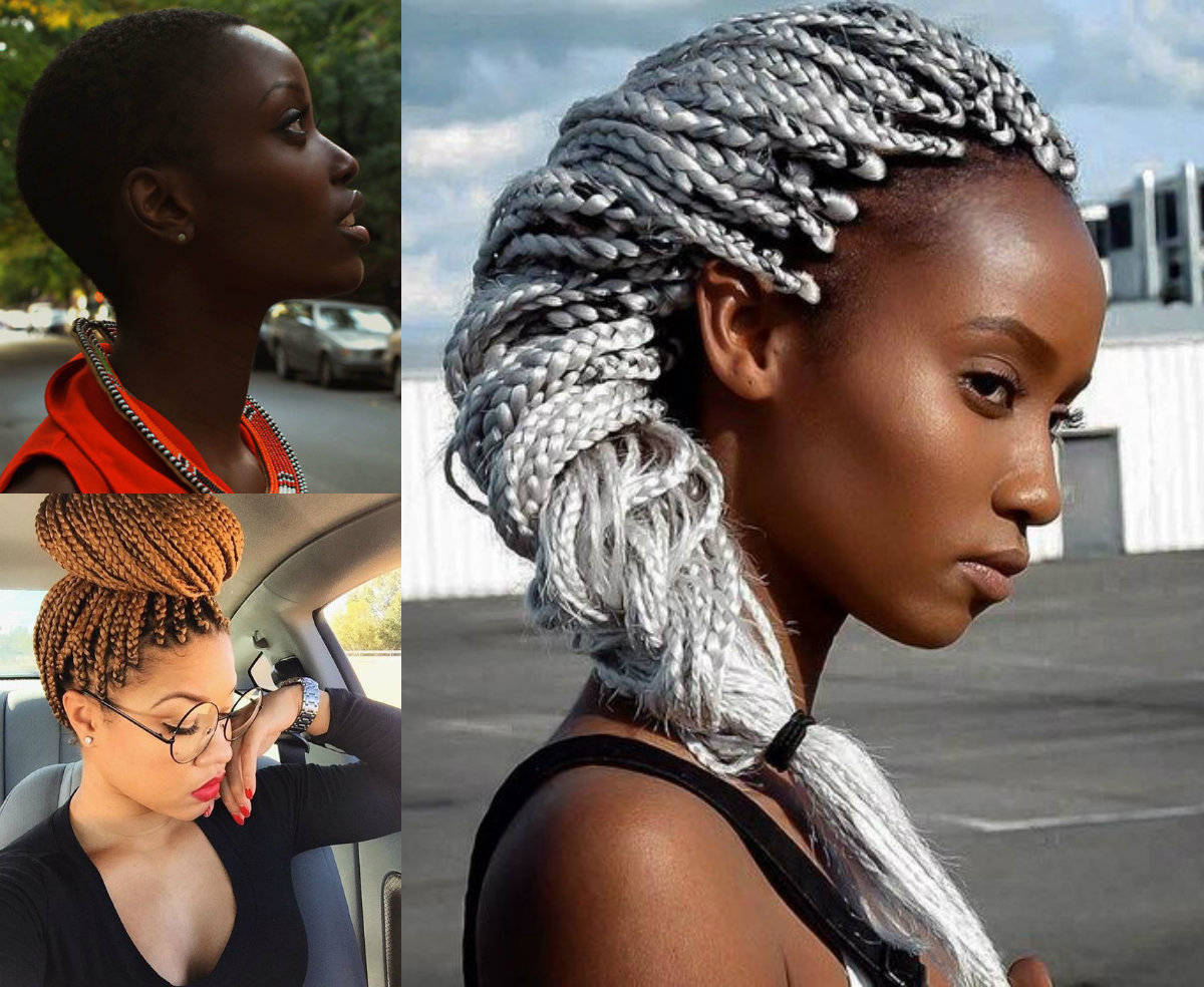African Natural Hair Styles: Natural Black Hairstyles 2017 Trends One Has To Know Now