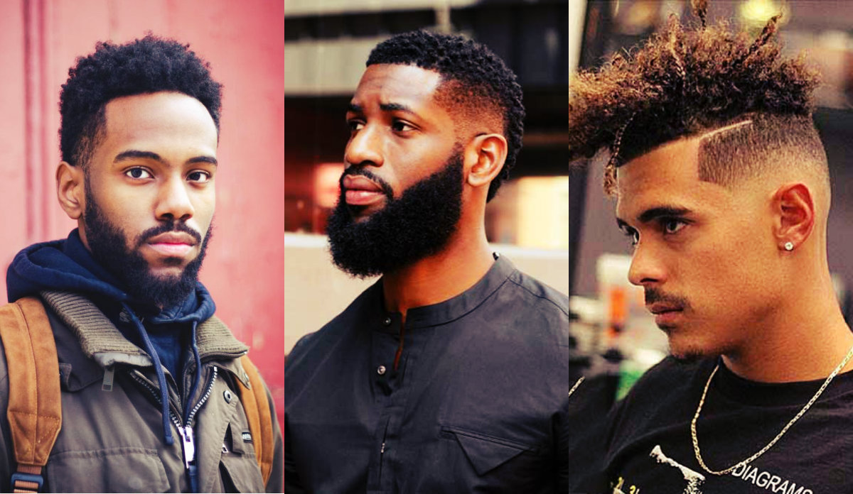 Black Men Fade Haircuts Short Amp Impressive Hairstyles